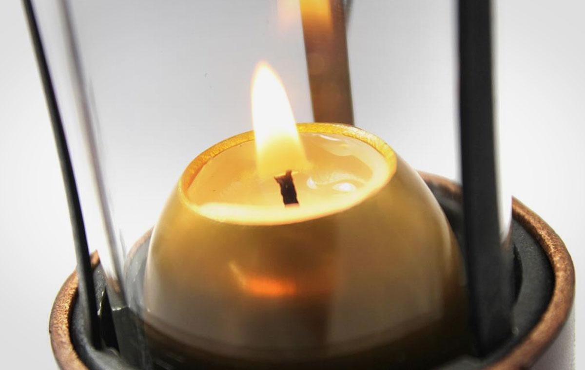 Original Candle Lantern LumberJac