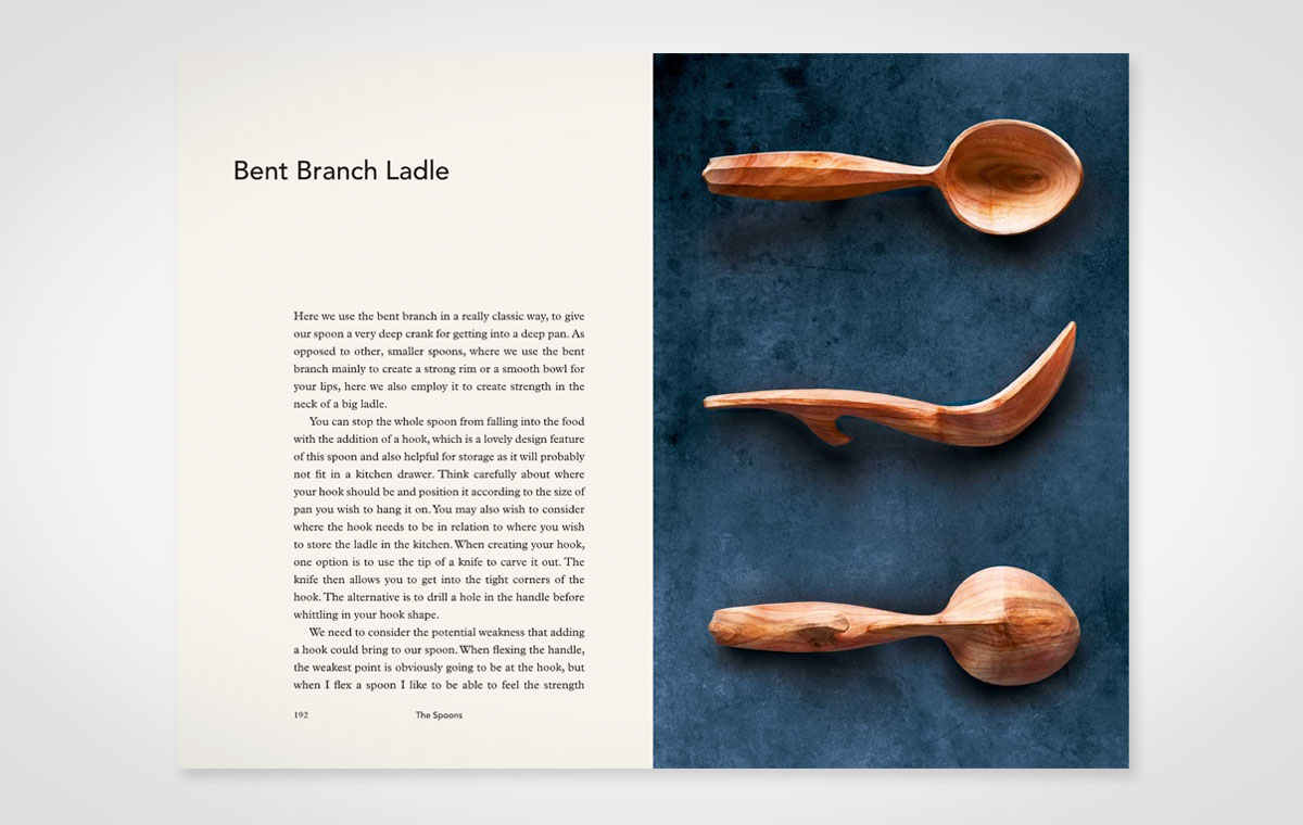 Spon - A Guide to Spoon Carving LumberJac
