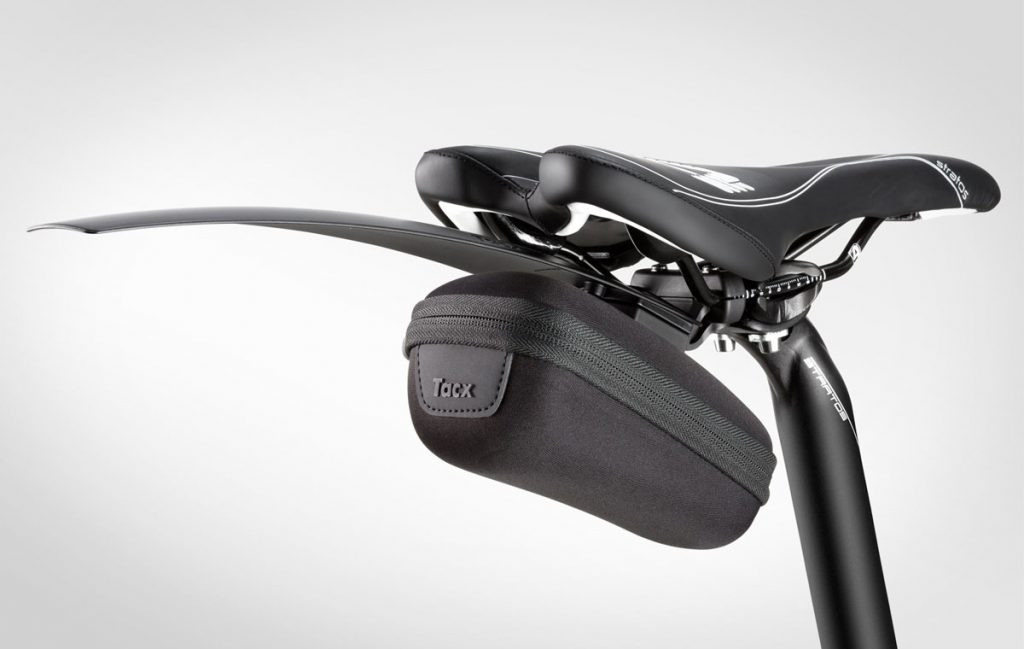 Tacx Mudguard and Saddlebag