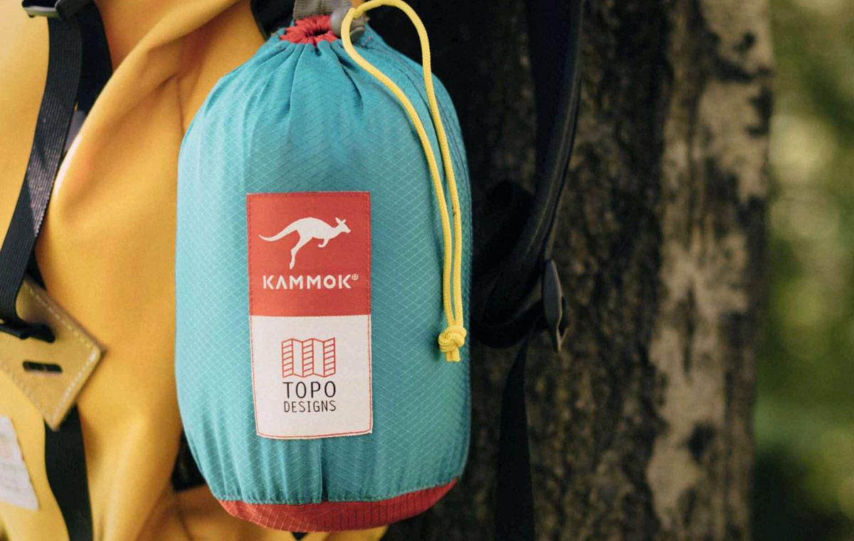 Topo Designs X Kammok Collaboration Kit LumberJac