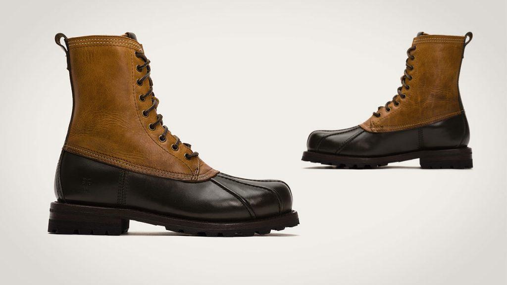 Frye Warren Duck Boot