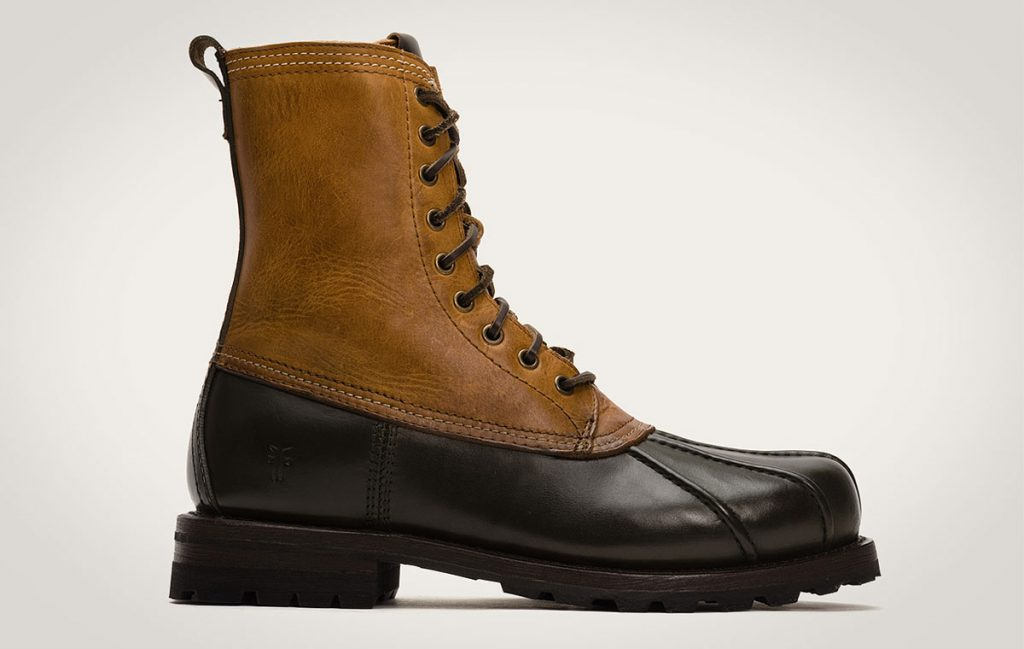 Frye Warren Duck Boot