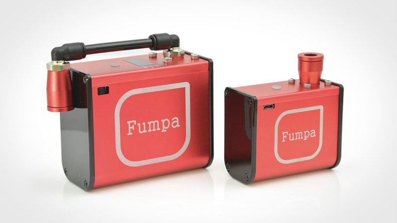 Fumpa Electric Bike Tire Pump