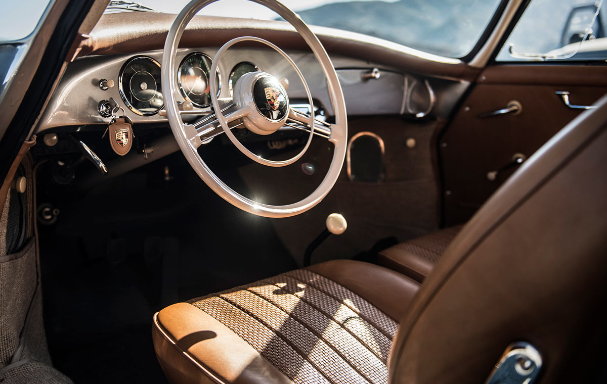 Porsche 356 Emory Special LumberJac