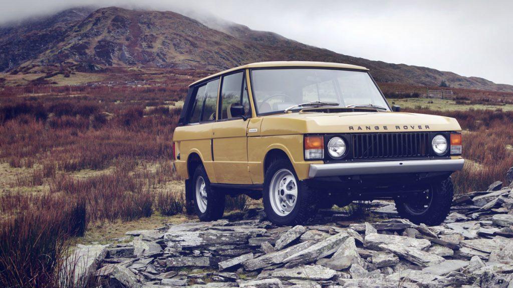 Range Rover Reborn LumberJac