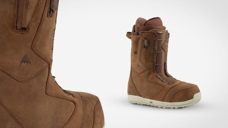 Red Wing Leather x Burton Ion Leather Snowboard Boot LumberJac
