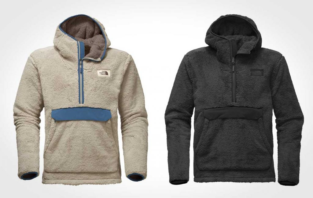 pullover north face