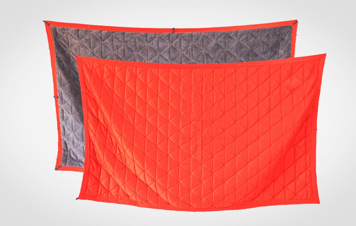 Kammok All Adventure Camp Blankets LumberJac