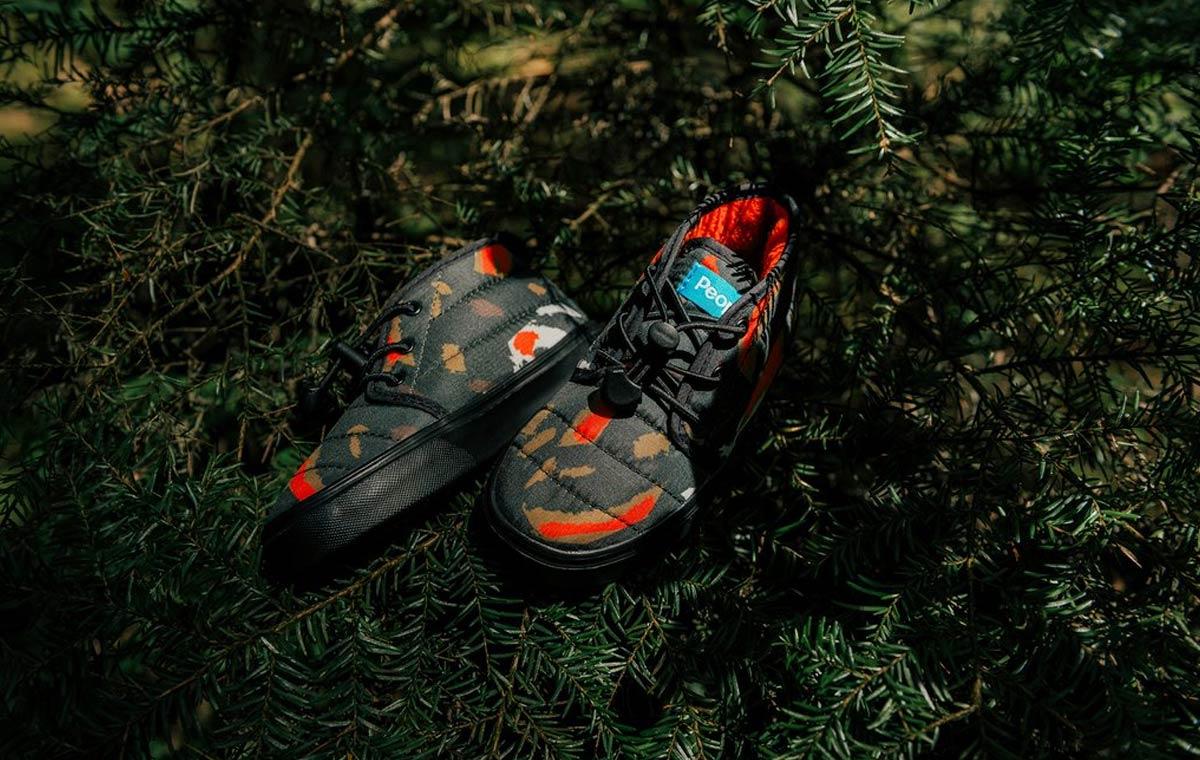 Poler & People Cypress Shoe LumberJac
