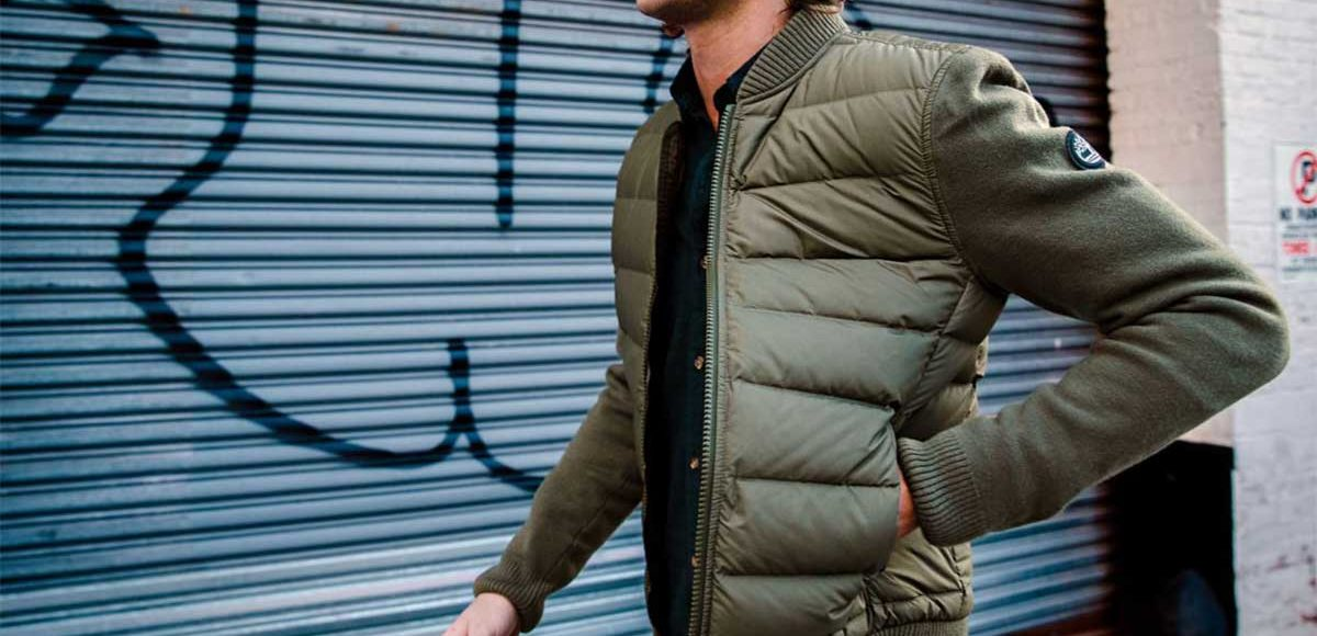 Timberland Diamond River Down Jacket