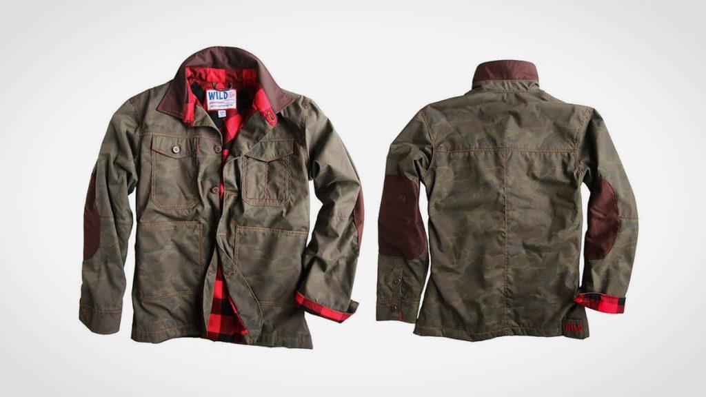 WILD Chore Coat LumberJac