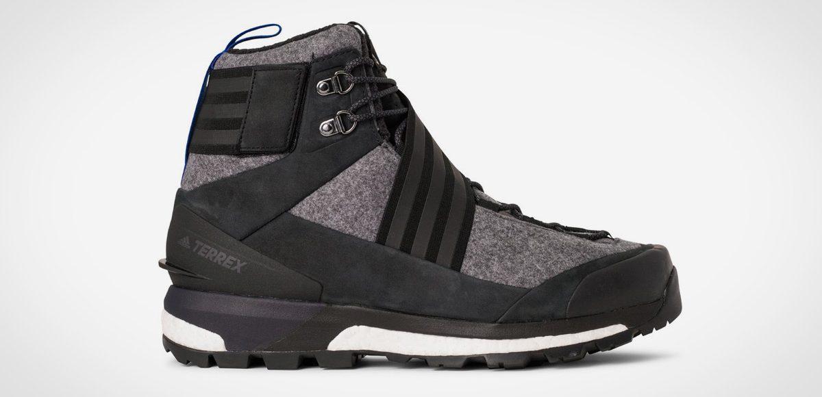 Adidas Terrex Tracefinder x Xhibition Lumberjac