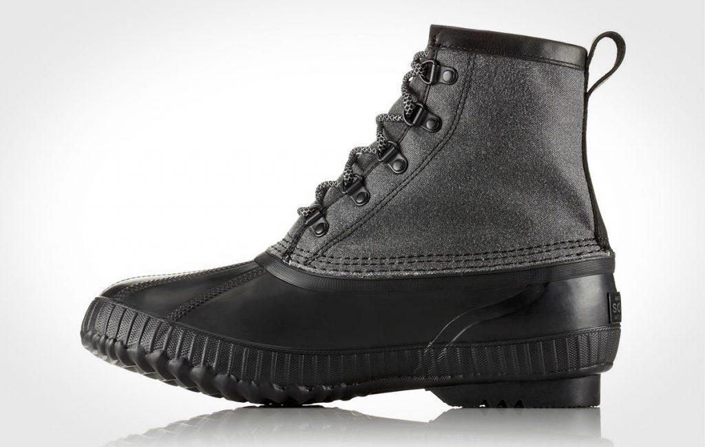 Sorel Cheyanne Short Canvas Boots