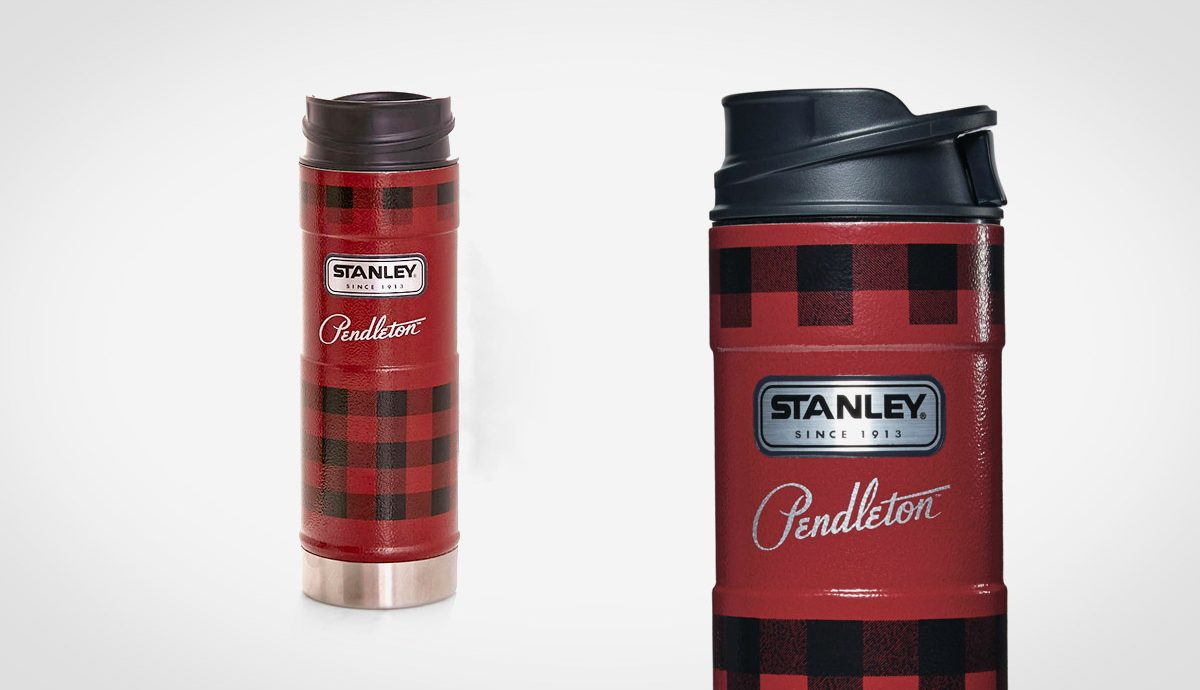 Pendleton + Stanley's vacuum-insulated Mug