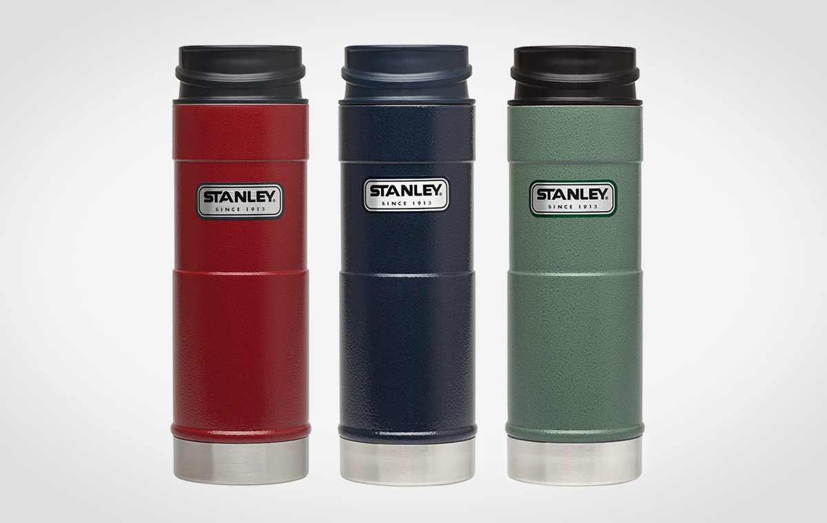 Stanley's vacuum-insulated Mug
