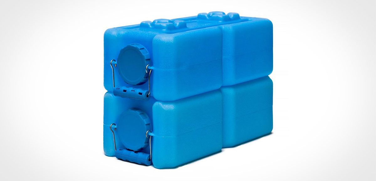 Waterbrick Stackable Water Container