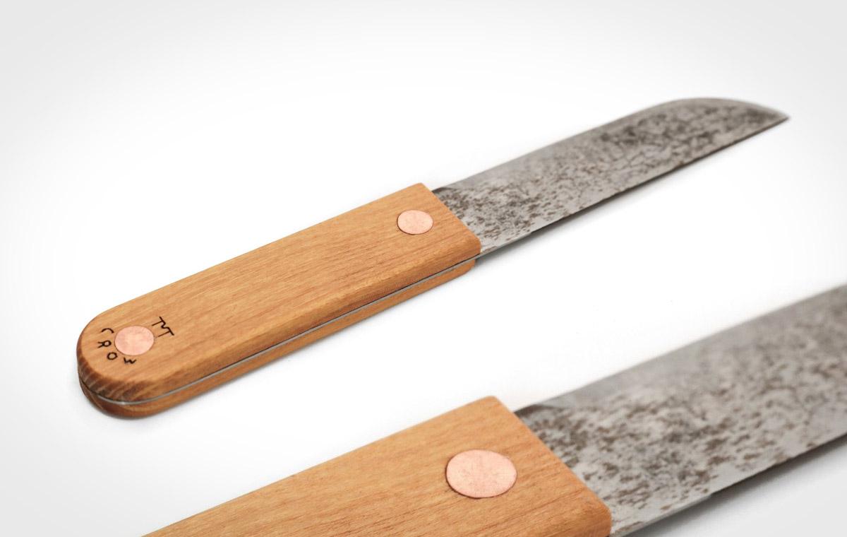 Bandsaw Blade Steak Knife LumberJac