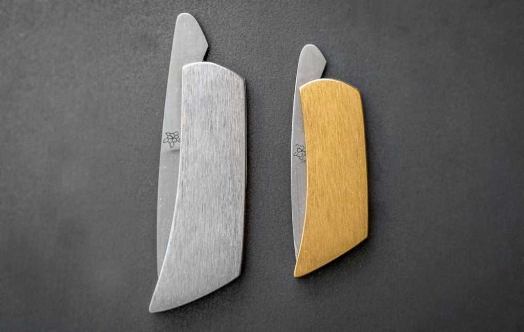 Cryptic Friction Folder Knife