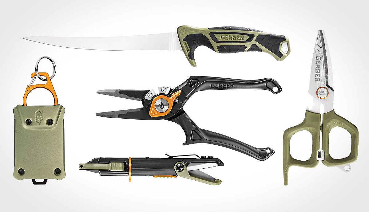 Gerber Fishing Gear Collection