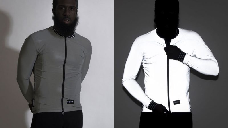 God and Famous Faux Pas Reflective Jacket