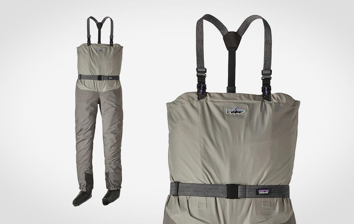 Patagonia Middle Fork Packable Wader LumberJac