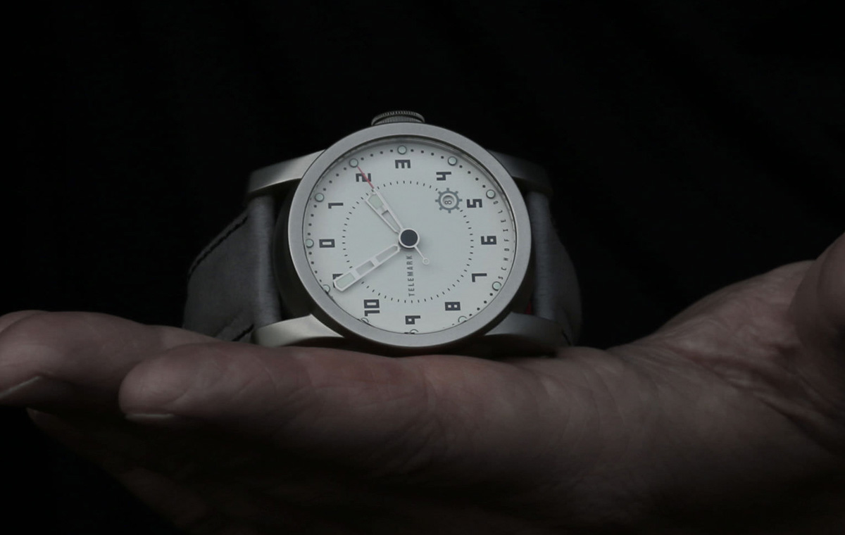 Schofield Telemark Watch LumberJac