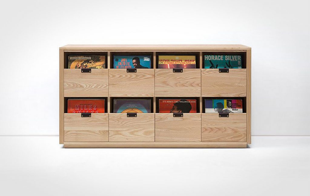 Symbol Dovetail Cabinet