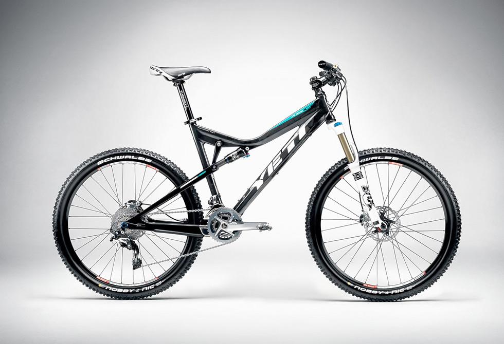 Yeti-ASR5 Carbon bike