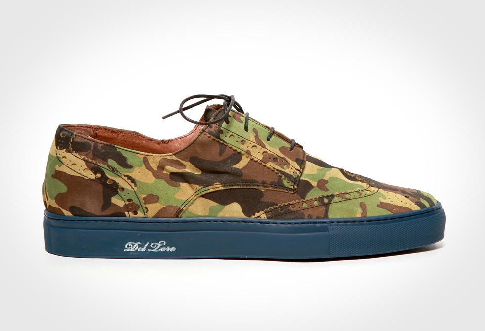 Basso Wingtip Sneaker