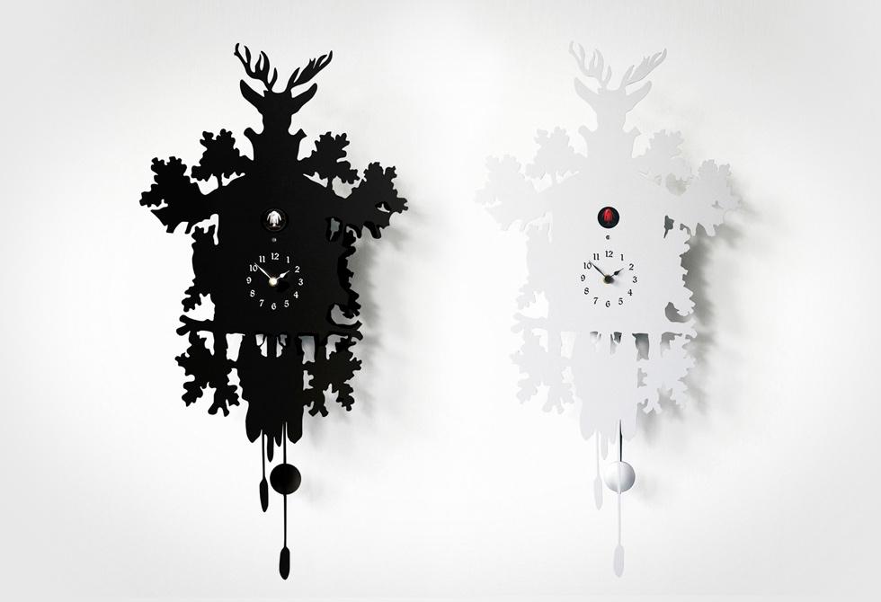 Cucu Cuckoo Clock Pascal Tarabay