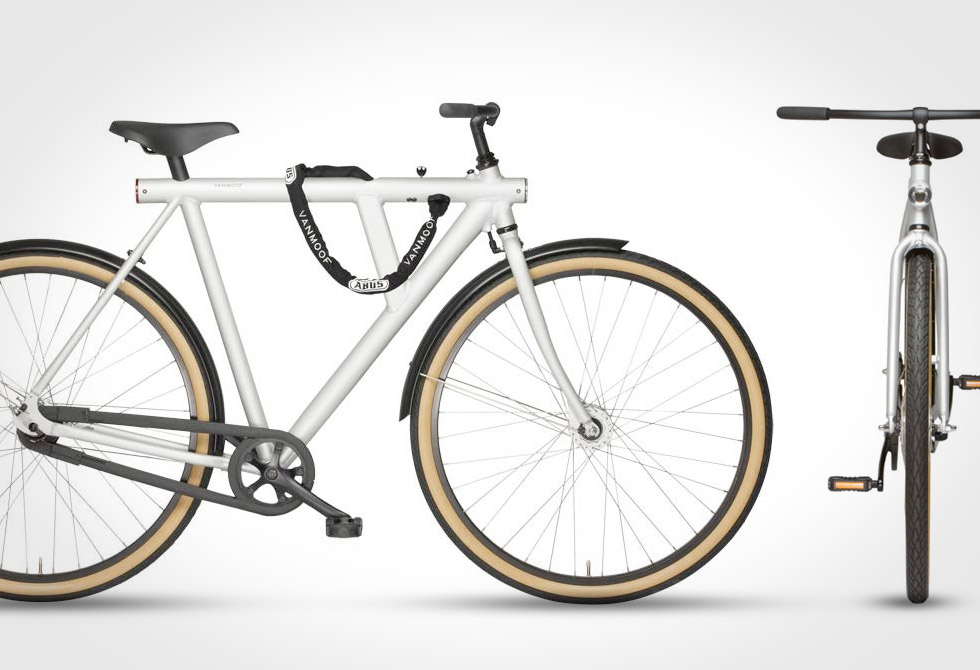 Vanmoof 5 Commuter Bike