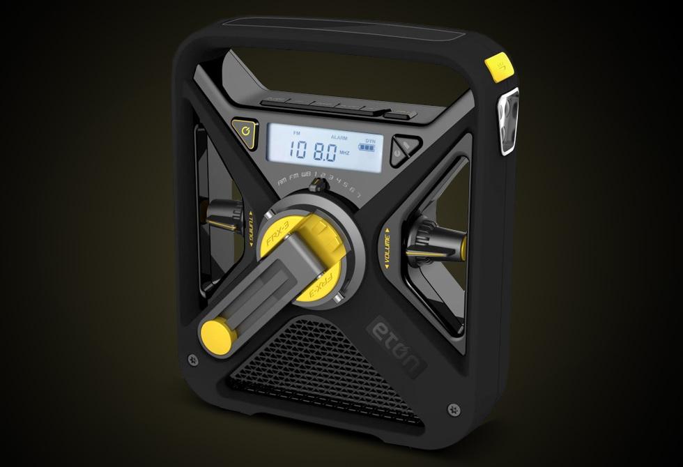 Eton FRX3 Radio