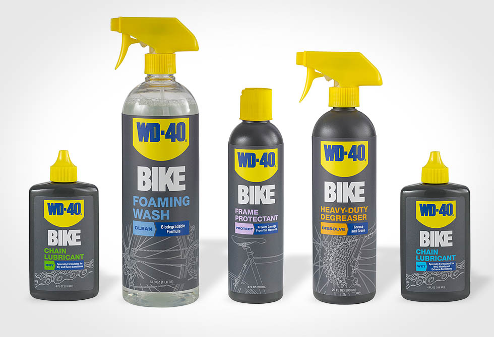 WD-40 Bike Products