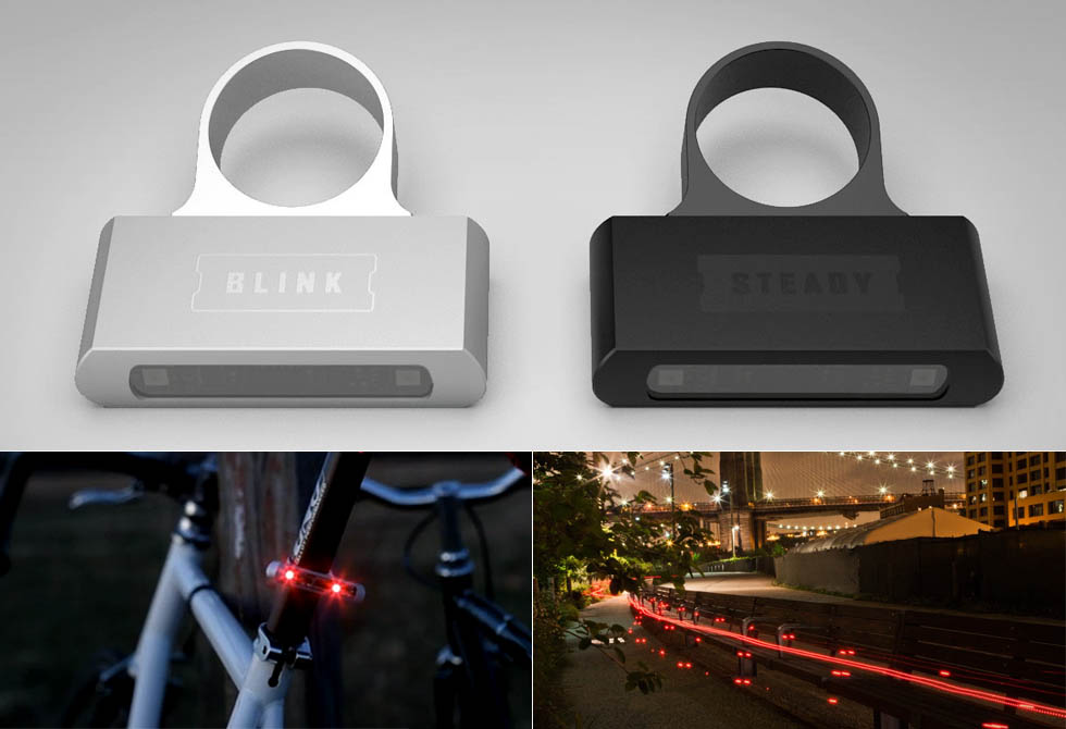 Blink Steady Bike Light