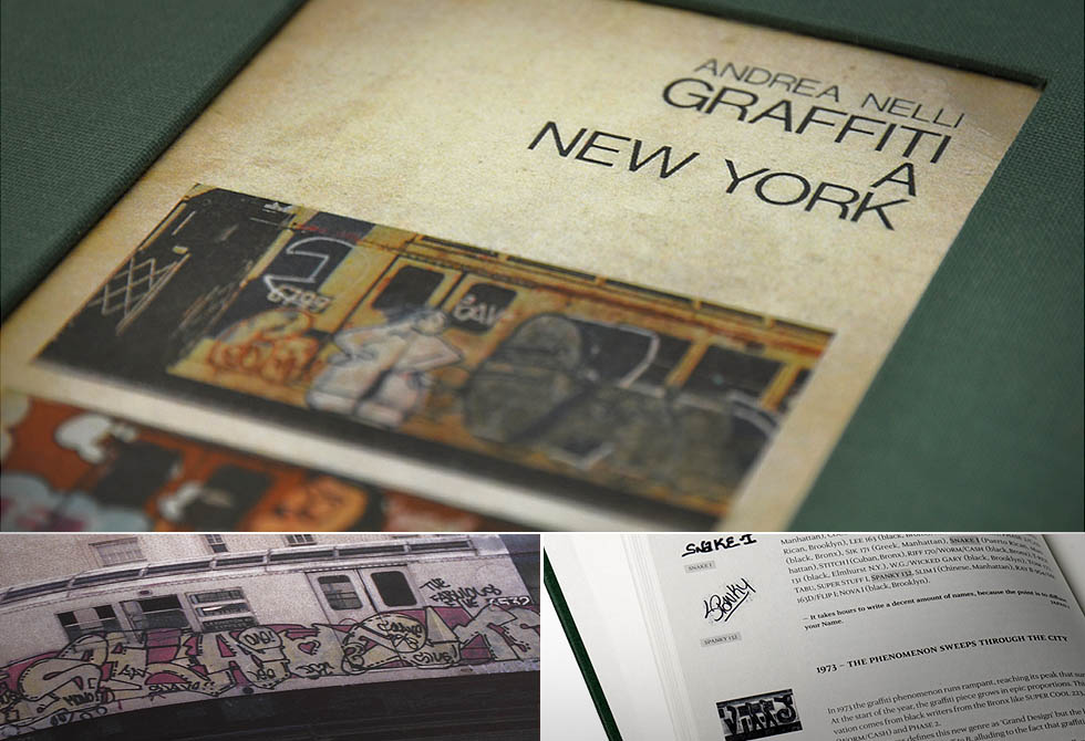 Graffiti A New York Book