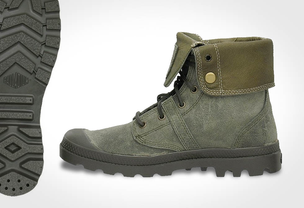 Palladium Pallabrouse Baggy S Boots