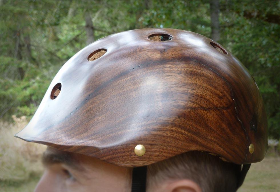 Coyle Wood Helmet