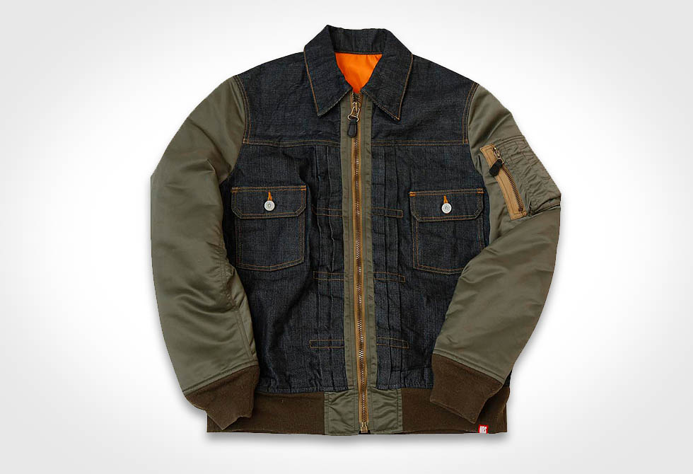 MA-D Jacket