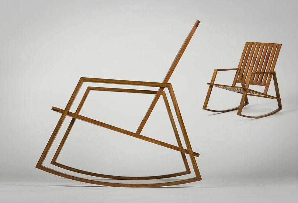 Rokur Rocking Chair