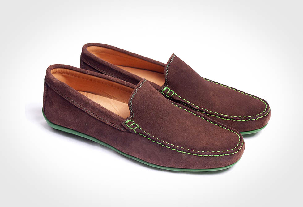 Old country Suede Loafers by Austen Heller