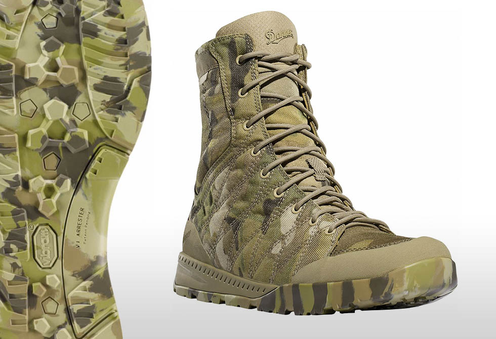 "Melee 8"" MultiCam® Military Boots"