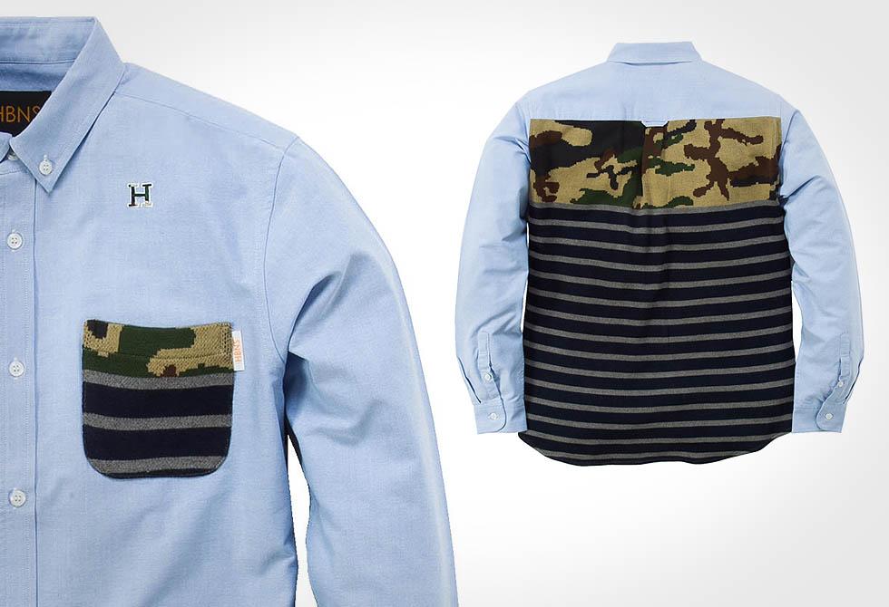 Habanos Camo Shirt