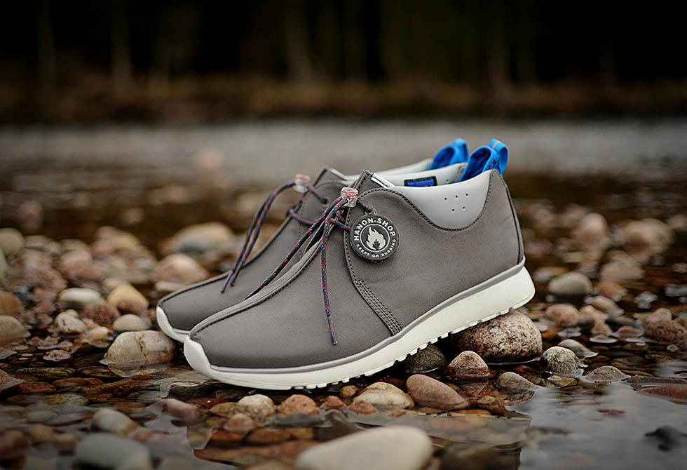 Hanon + Clarks - Traxter Ventile Shoes