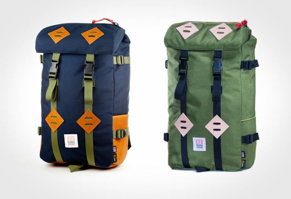 TOPO Klettersack pack