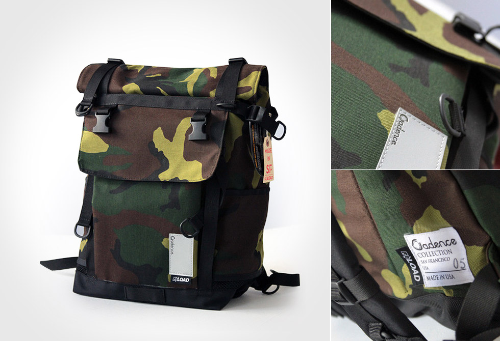 RE Load x Cadence Flight Pack
