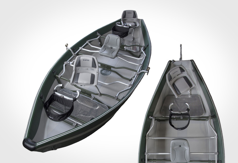 NRS Clearwater Drifter Boat