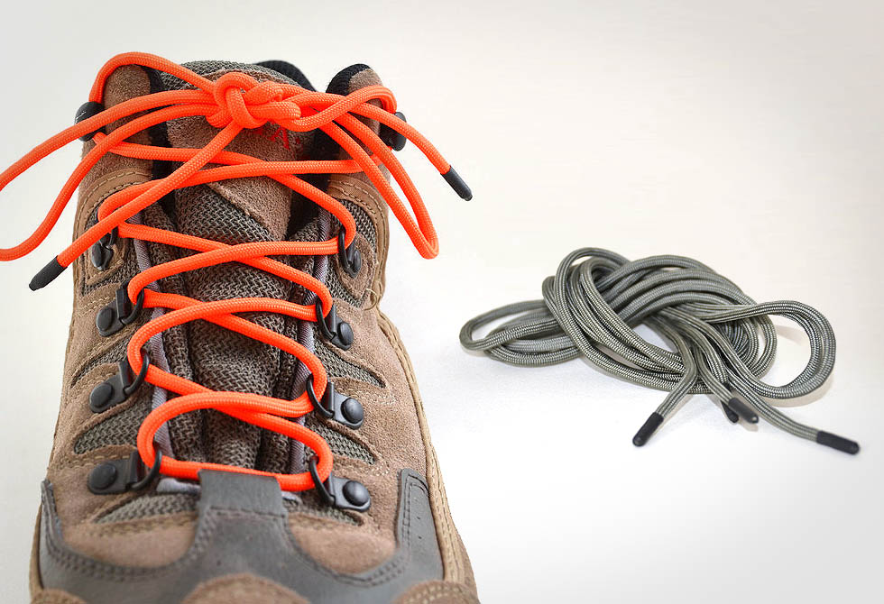 Castle Brook Paracord Bootlaces