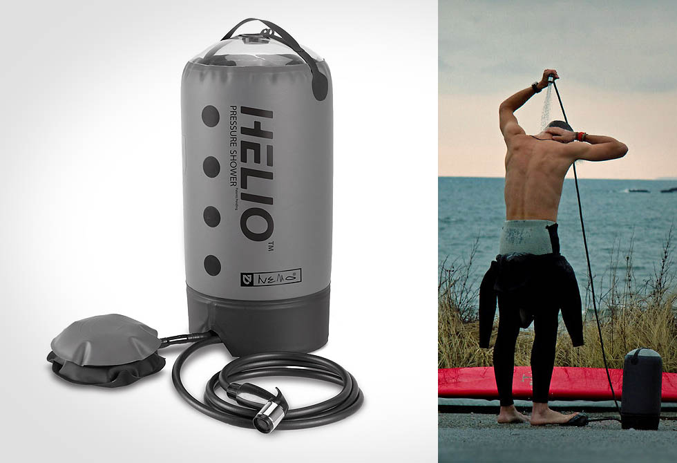 HELIO™ PRESSURE SHOWER