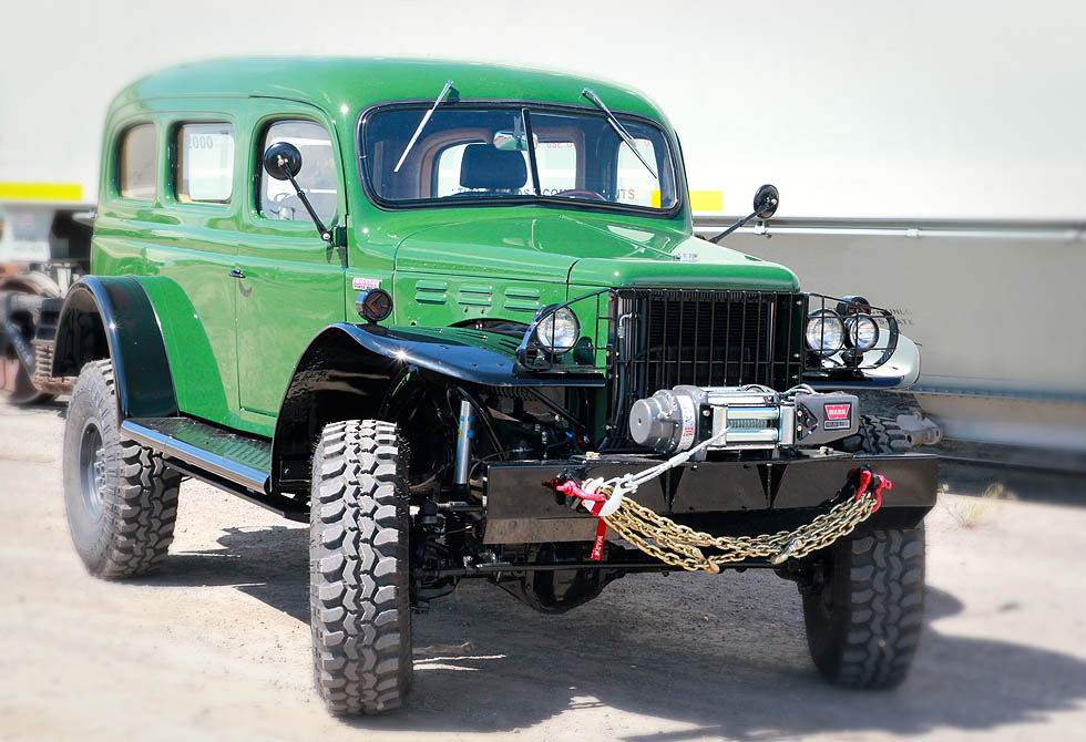 Legacy Power Wagon - Dodge Carryall - lumberjac.com