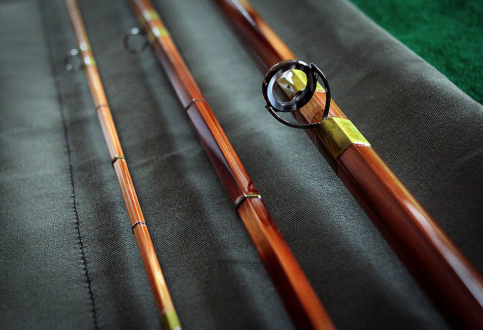 Schliske Bamboo Fly Rod - lumberjac.com